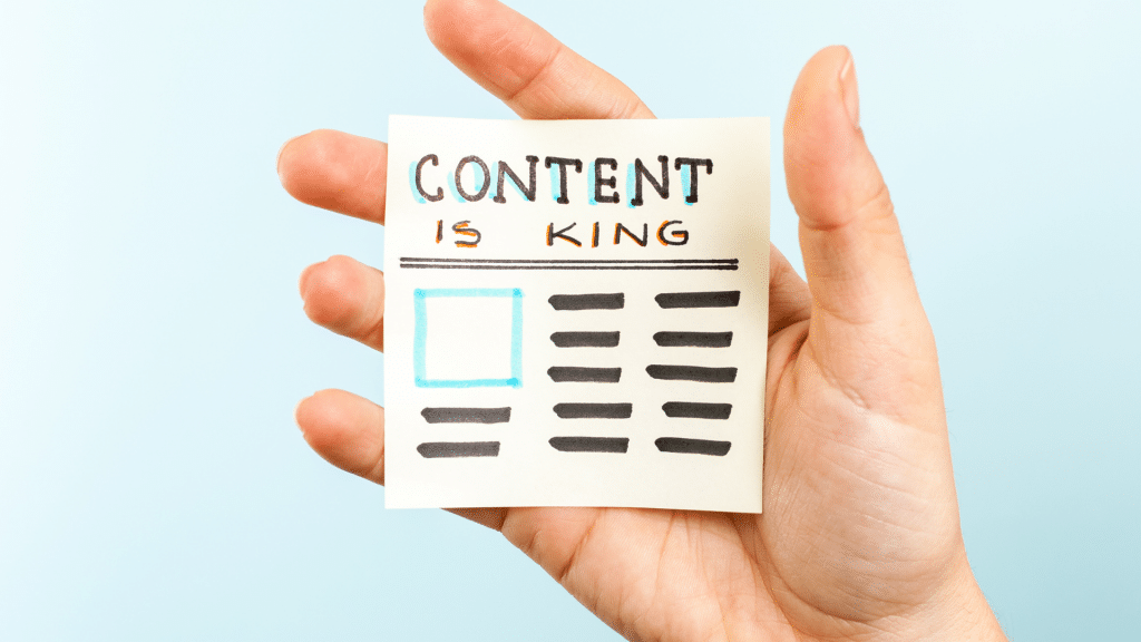 Content is King, but SEO is Queen. Ohne Suchmaschinenoptimierung funktioniert guter Content nicht